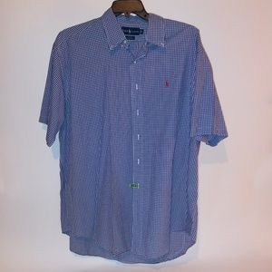 Ralph Lauren Mens Shirt
